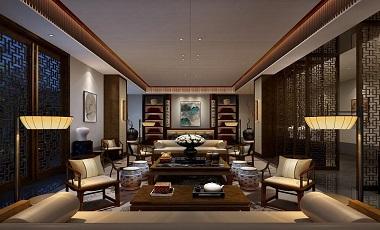 酒店新中式案例欣赏